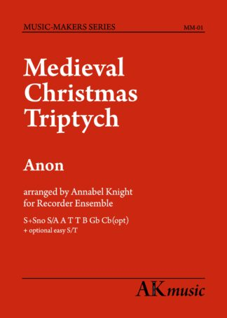 Medieval Triptych Front cover