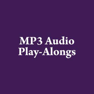 Play Along Audio - MP3s